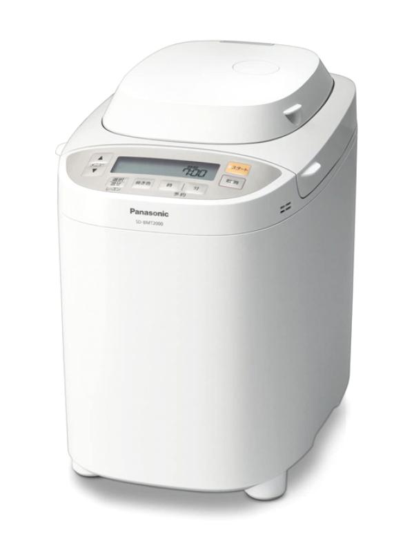 【Panasonic】パナソニック『ホームベーカリー』SD-BMT2000-W 2-1.5斤タイプ ホワイト 餅つき機 1週間保証【新品】