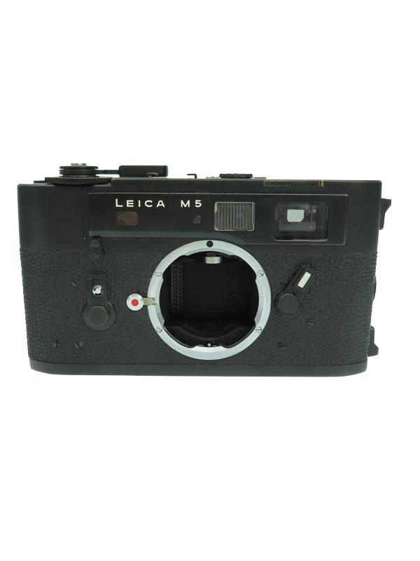 <title>安売り Leica ライカ LEICA M5 1972年 レンジファインダーカメラ 1週間保証 中古</title>