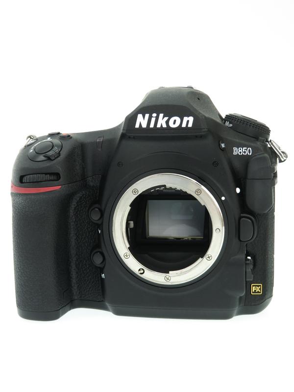 新しく着き 【Nikon】ニコン『D850ボディ』2017年9月発売 1週間保証【】 4575万画素 Wi-Fi 4575万画素 FXフォーマット FXフォーマット チルト式 デジタル一眼レフカメラ 1週間保証【】, SPACE:3cf0b95e --- evirs.sk