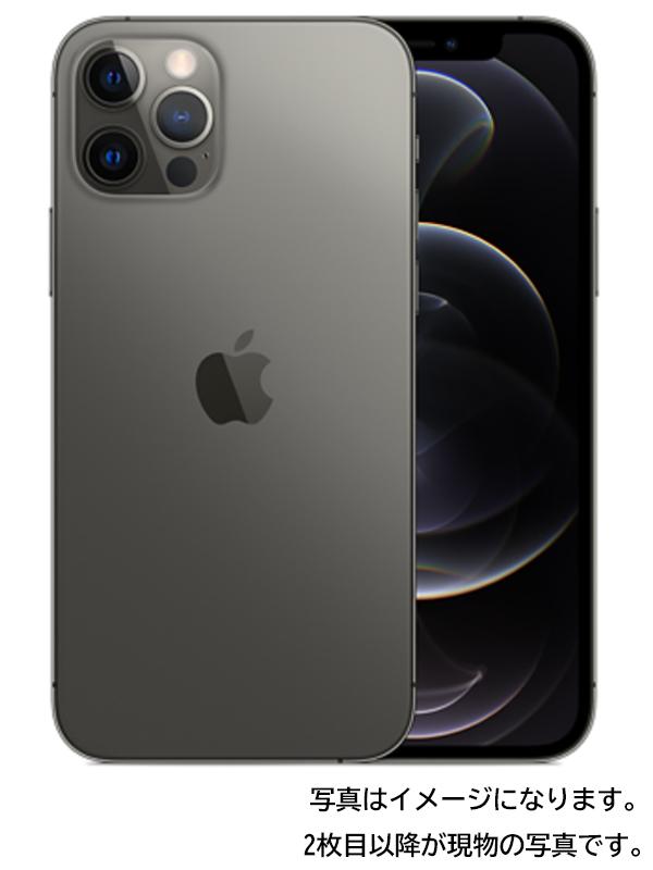 Apple アップル iPhone12Pro 登場大人気アイテム 最安値に挑戦 256GB SIMロック解除済 au 中古 1週間保証 MGM93J スマートフォン A グラファイト