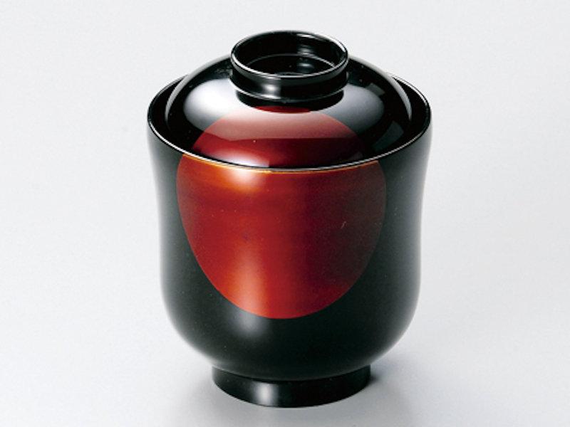 新品 日月 小吸物椀 白檀 5客:本漆塗り 小椀 懐石料理 和食器 蓋付き 来客 おもてなし おしゃれ かわいい 記念品 プレゼント ギフト, バイタライザー b80213dd