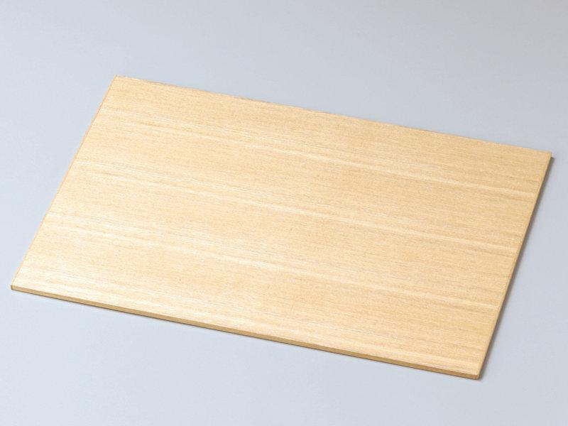 白木塗 タモ15,0ランチョンマット 1枚