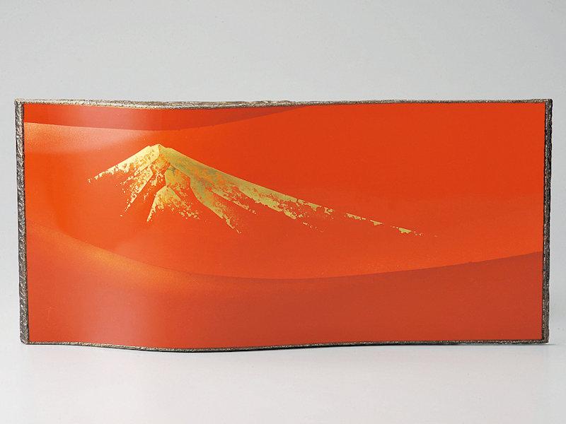 赤富士パネル 朱 1枚