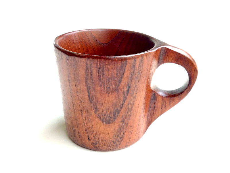 セールSALE%OFF 木目の風合いが美しく とても丈夫な くりぬきマグカップ です 簡単お手軽漆器:無垢 1客:木製漆塗り 大きいサイズ カフェ かわいい 子供用 プレゼント 壊れにくい 保温 アウトドア おしゃれ ギフト 新作からSALEアイテム等お得な商品 満載 結露しにくい