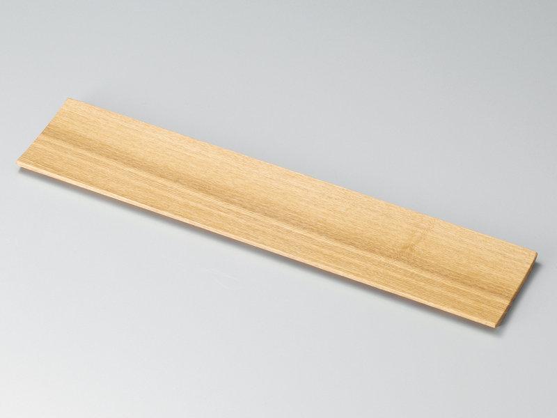 選択 木目の美しさと硬さが特徴のタモ材を使用しています 白木塗 タモ ファッション通販 15 1枚 0盛皿