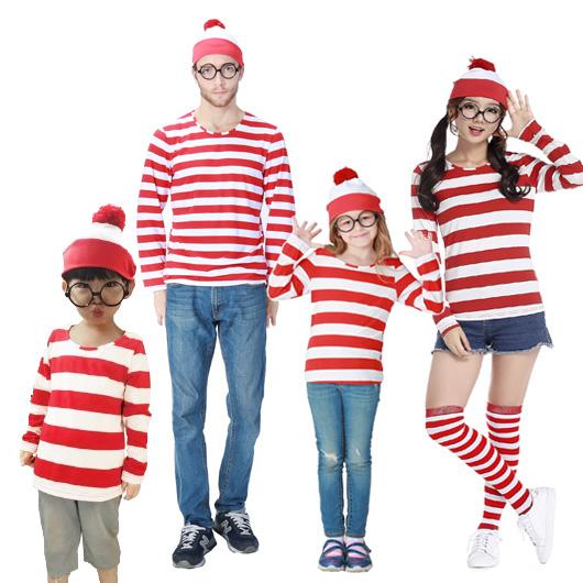 今年は親子でハロウィンコスプレします!手軽に親子でお揃いのコスプレはできますか?