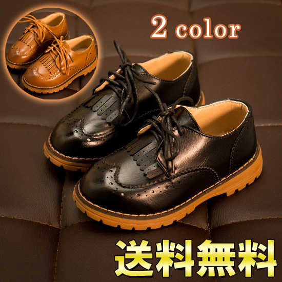 34dec8b111f40 楽天市場  全2色・10サイズ フォーマル靴 男の子 子供靴 革靴 キッズ ...