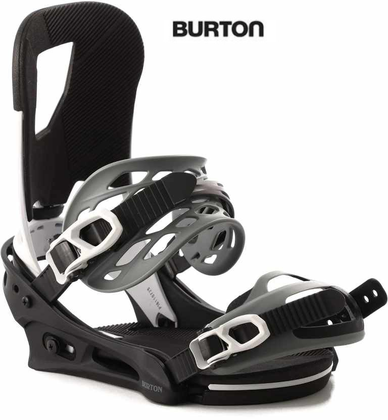 【19-20】BURTON BINDING Re:Flex CARTEL バートン カーテル BLACK/WHITE