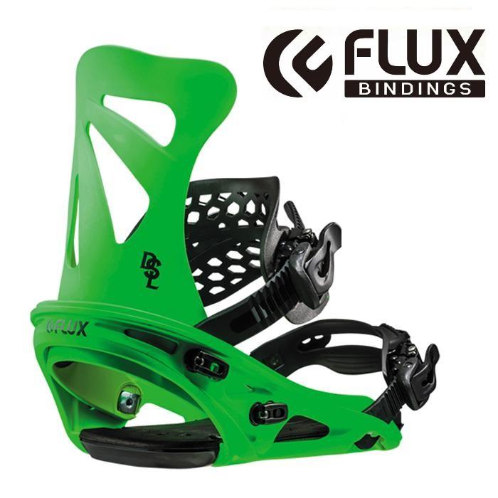 今季NEWモデル【18-19】FLUX DSL NEON GREEN フラックス ビンディング メンズ