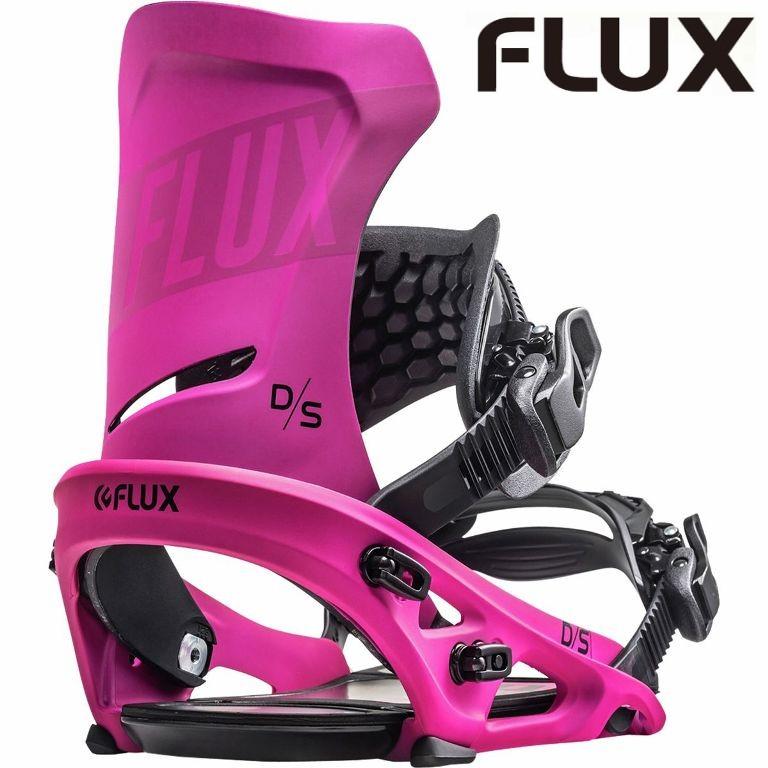 【19-20】FLUX DS NEON PINK フラックス ビンディング メンズ