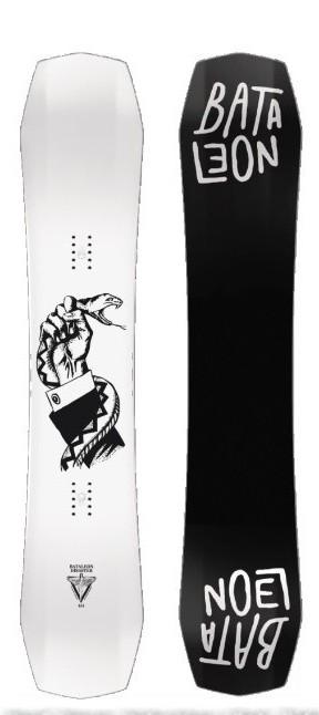 18-19 BATALEON バタレオン DISASTER ディザスター 151 154 スノーボード 板 メンズ 日本正規品