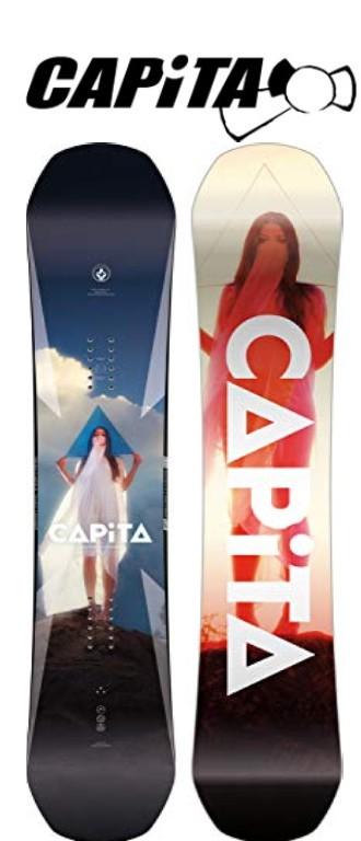 【19-20】CAPITA SNOWBOARD DEFENDERS OF AWESOME DOA キャピタ ディーオーエー 150cm