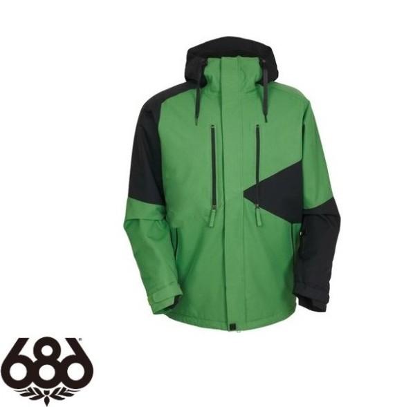 格安販売中 【686 GREEN】シックスエイトシックス Jacket Arcade Insu Jacket GREEN ジャケットメンズ Insu 『2営業日以内発送』, 手芸と生地の店 いすず:791ab40c --- konecti.dominiotemporario.com
