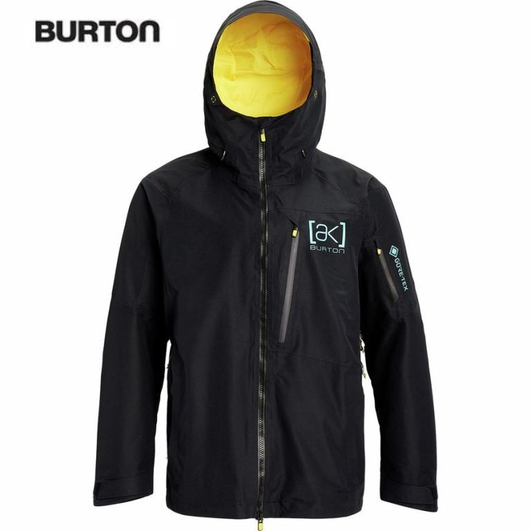 【19-20】BURTON AK GORE CYCLIC JACKET バートン ジャケット メンズ DRYDYE BLACK