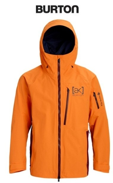 【19-20】BURTON AK GORE CYCLIC JACKET バートン ジャケット メンズ RUSSET ORANGE