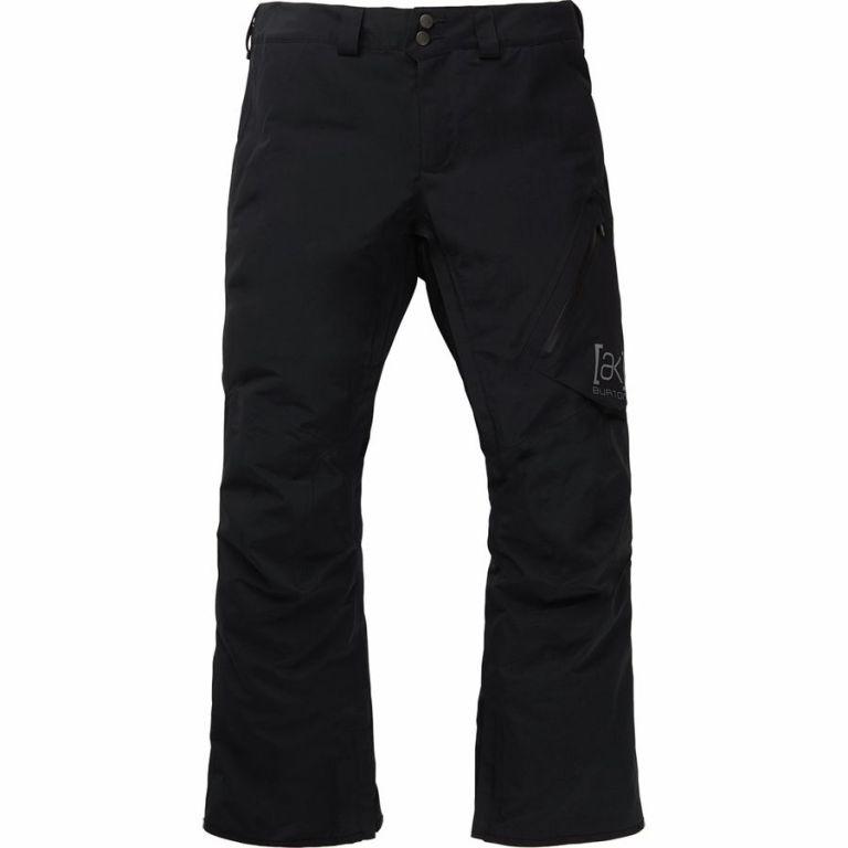 新作続 19-20 BURTON AK GORE CYCLIC PANT 人気ショップが最安値挑戦 バートン BLACK パンツ TRUE メンズ