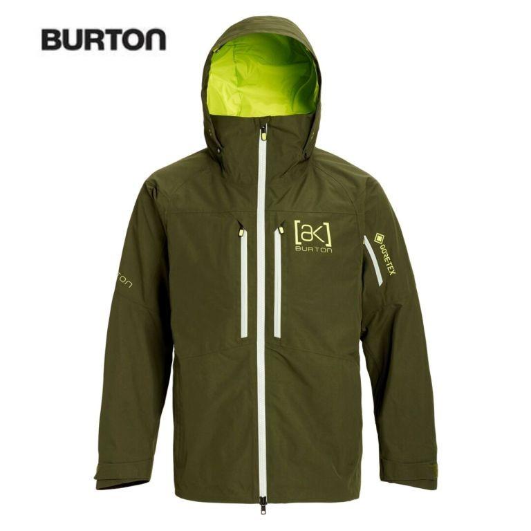 【19-20】BURTON AK GORE SWASH JACKET バートン ジャケット メンズ FOREST NIGHT