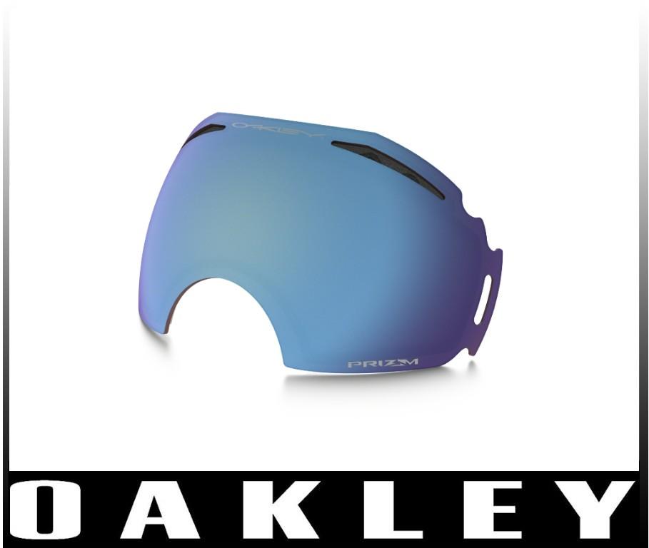 【OAKLEY】オークリー AIRBRAKE エアブレイク PRIZM SAPPHIRE IRIDIUM プリズム 101-242-002  交換レンズ『2営業日以内に発送します!!』