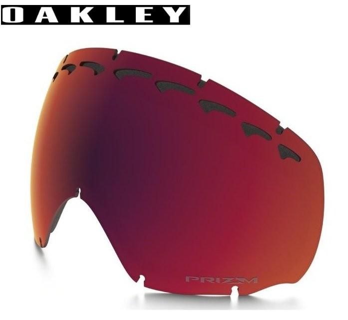 【OAKLEY】オークリー CROWBAR クロウバー 交換レンズ スペアレンズ PRIZM TORCH IRIDIUM 101-246-003 プリズム 『2営業日以内に発送します!!』