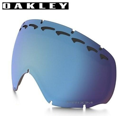 【OAKLEY】オークリー 交換レンズ CROWBAR クローバー Prizm Sapphire Iridium 101-246-002『2営業日以内に発送します!!』