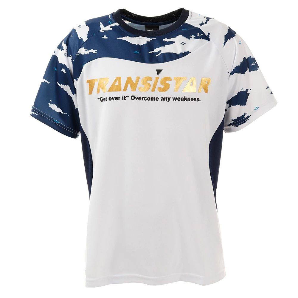 ☆ 3980円以上送料無料 TRANSISTAR ハンドボールゲームシャツ 贈答品 ハンドボール 競技 ピクトグラム HB20ST01-14 本日の目玉