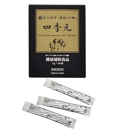・・姫マツタケ 四季元 90g(3g×30袋)[岩出101株]【この商品は取り寄せとなっております。発送まで約4~5日かかりますのでご了承ください】