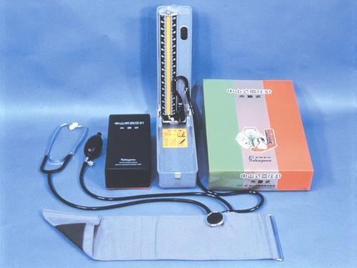 【送料込!】中山式血圧計・水銀式発送までに数日かかる場合がございます