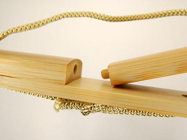 制造在日本和服衣架和服衣架浴衣掛ke 和服竹衣架挂耆天