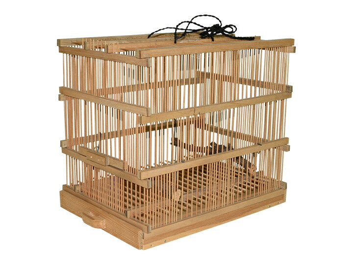 鳥かご 竹 国産 日本製 竹製丈夫 おしゃれ インテリア