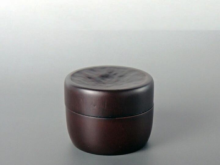 なつめ 棗 国産 日本製 竹製 竹 高級漆塗り茶器 茶道具 夏目 抹茶用 茶筒茶道 和風 キャッシュレス5%還元