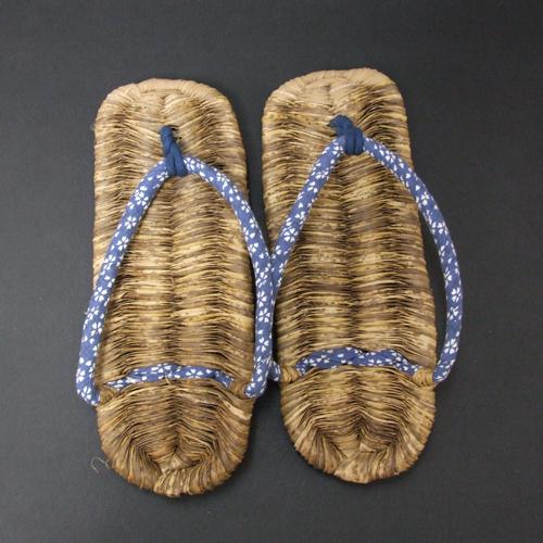 Bamboo Shop Takei Sandals Straw Sandal Bamboo Straw