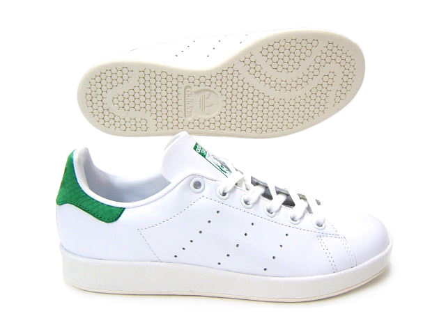 more photos 81ea9 beba3 Three types of embossed Stan Smith adidas / adidas Stan Smith LUXE W AF6749
