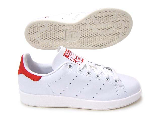big sale 94d93 4c64d Three types of embossed Stan Smith adidas / adidas Stan Smith LUXE W AF6750