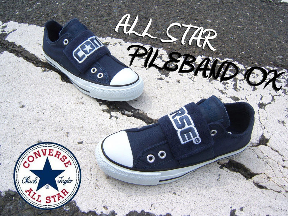 A headband is ♪ Converse all stars pile band OX 32863255 by a motif (CONV ERSE) letter