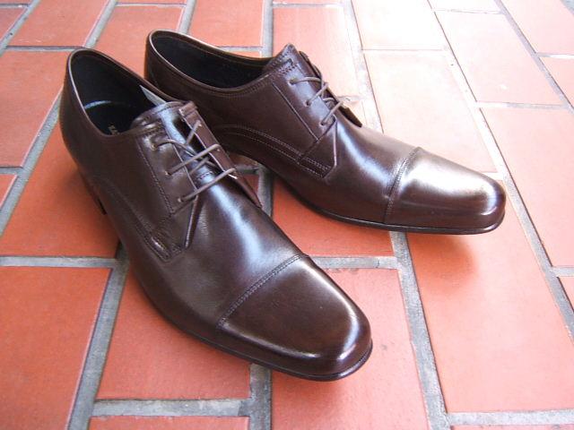 シンプルながら落ち着きのあるブリティッシュスタイル!KATHARINE HAMNETT LONDON キャサリン ハムネット ロンドン紳士靴 31441 ダークブラウン ストレートチップ レースアップ ビジネス 送料無料