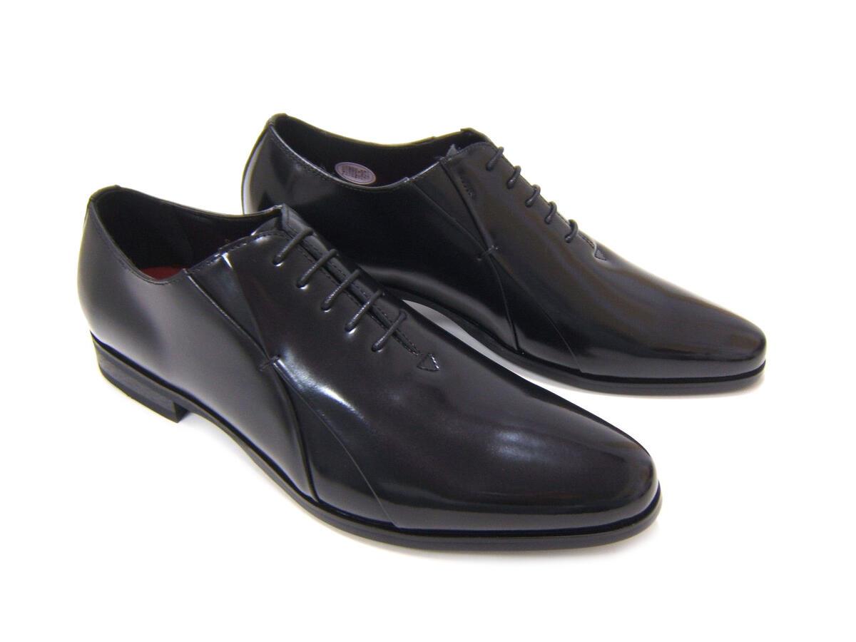 ビジネスシューズ 紳士靴 スーツカジュアル 革靴メンズビジネス CARLO 最安値 MEDICI カルロ メディチ 日本産 イタリアンモードにこだわったロングノーズ ホールカット 送料無料新品 日本製 CJ-3056 ビジネス カルロメディチ ドレスシューズ 送料無料 3Eワイズ ブラック