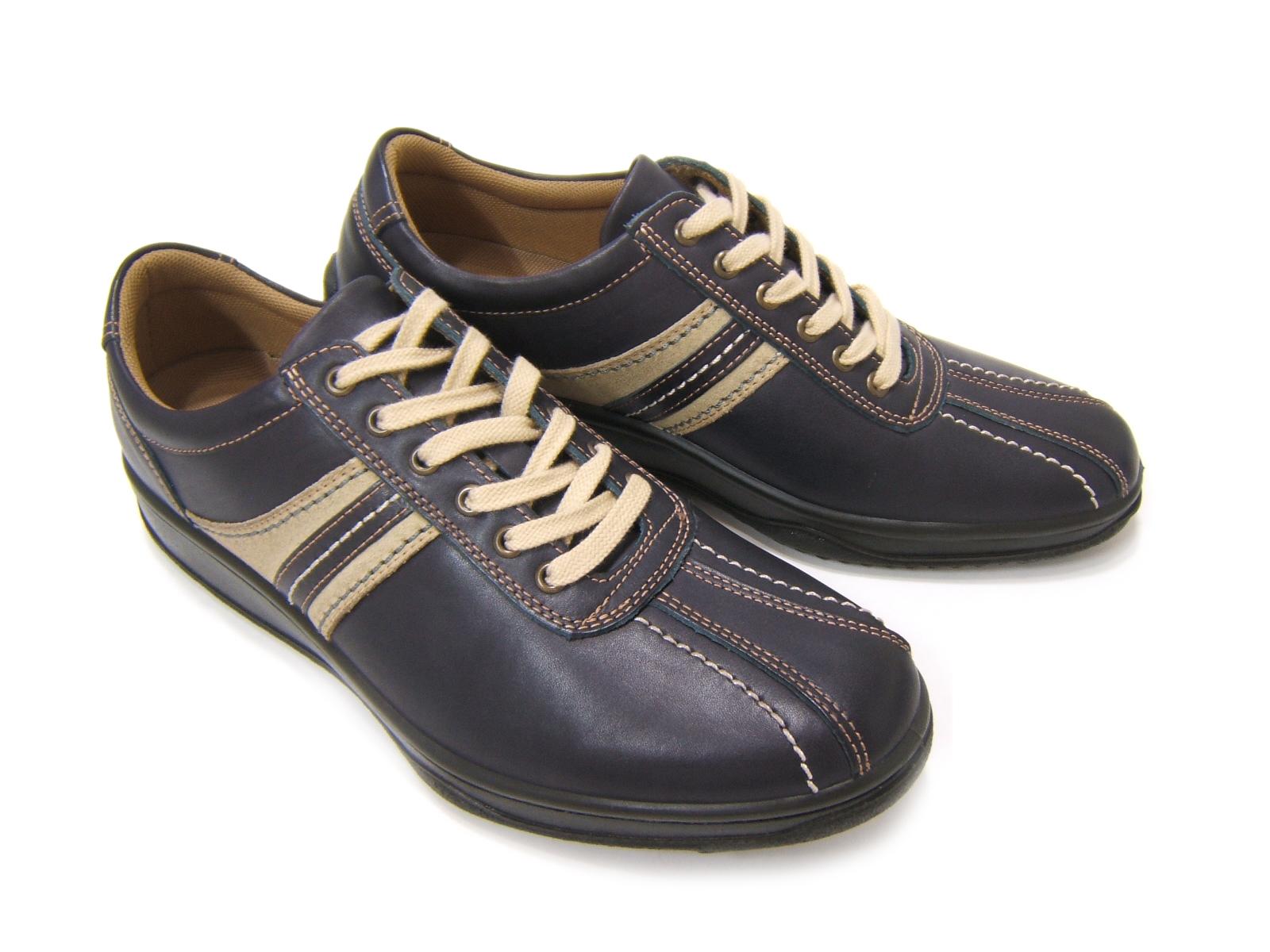 ボブソン 紳士靴 カジュアル タウン 超特価 3E 幅広 普段履き BOBSON 全国どこでも送料無料 BO-5443 スニーカー感覚で履けるタウンカジュアル スニーカータイプ 紳士カジュアル ネイビー 送料無料