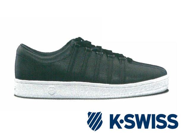 リニューアルしたNewクラシック!ケースイス/K-SWISS クラシック88 ブラック 36022481 レディースサイズ