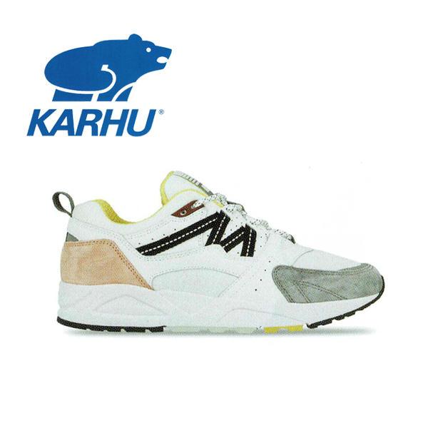 釣り具(ルアー)の鮮やかなカラーをイメージ♪カルフ/KARHU フュージョン2.0/FUSION2.0 ブライトホワイト/ワイルドドヴ KH-804055 送料無料
