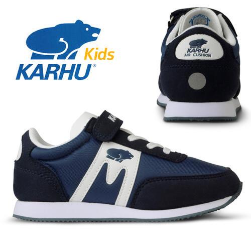 カルフ KARHU 親子コーデ キッズ 子供靴 安い お揃コード 親子で履ける待望のキッズスニーカー KH808005 ALBATROSS プレゼント KIDS ディープネイビー アルバトロス 送料無料