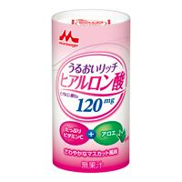 サプリメントドリンク/うるおいリッチ ヒアルロン酸 125ml×54本/森永乳業 送料無料