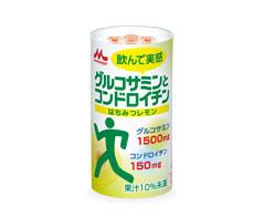 サプリメントドリンク/グルコサミンとコンドロイチン125ml×18本/森永乳業  送料無料