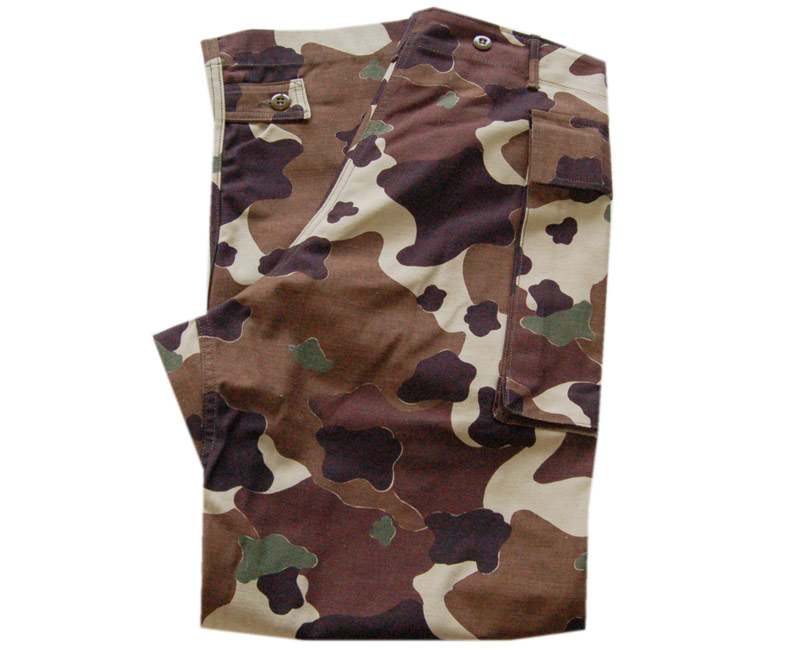 WAREHOUSE ウエアハウス ジーンズ 1099 U.S.ARMY CAMOUFLAGE CARGO PANTS