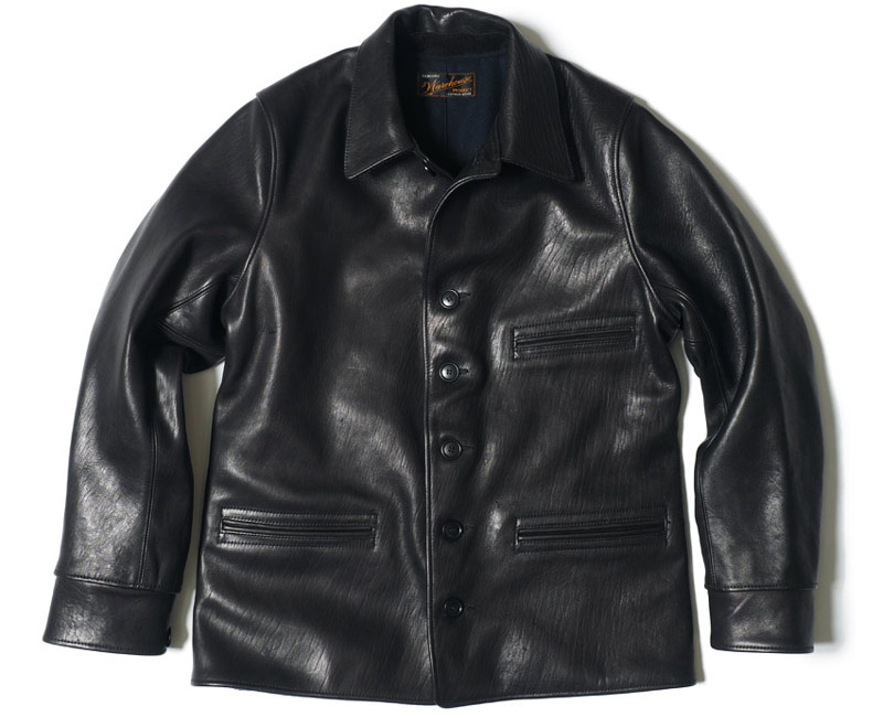 WAREHOUSE ウエアハウス アウター 2114 HORSE LEATHER JACKET