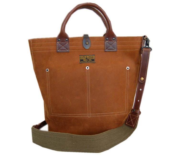 COLIMBO コリンボ 鞄 TRAPPER'S CARRYALL(S/キャメル)