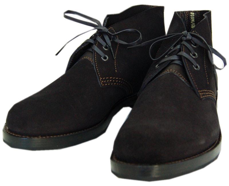 COLIMBOコリンボ ブーツ CLAUDE DESERT CHUKKA 3H(ブラック)