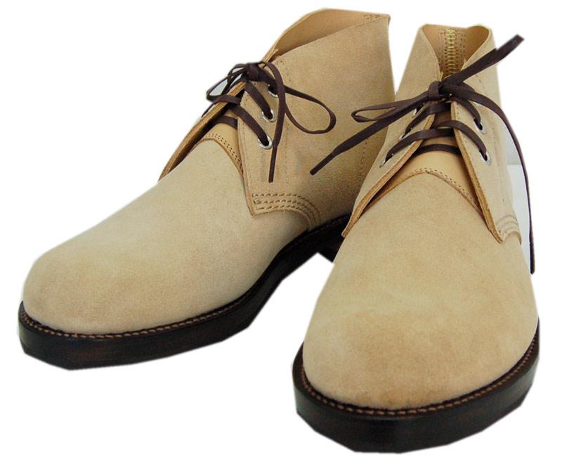 COLIMBOコリンボ ブーツ CLAUDE DESERT CHUKKA 3H(タン)