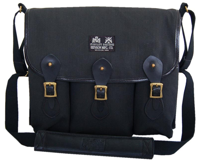 COLIMBO コリンボ HINSON BARDEN CREEK SHOULDER (BLACK)