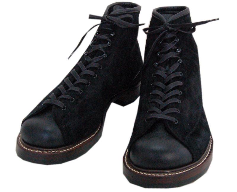 DAPPER'Sダッパーズ ブーツ【ご予約受付中】Classical Lineman Boots LOT1152(BLACK)