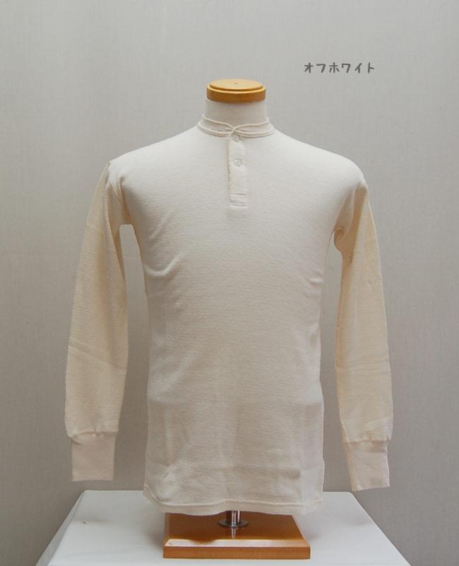 泡泡作品双作品亨利热长袖 t 恤 (白色)